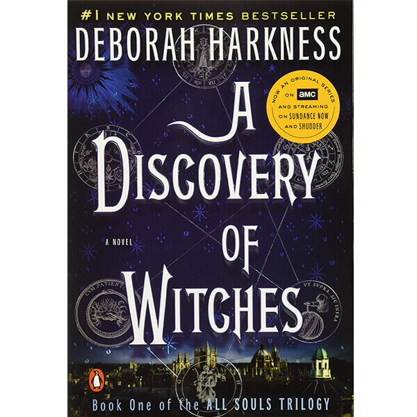 A Discovery of Witches- All the soul trilogy Book 1