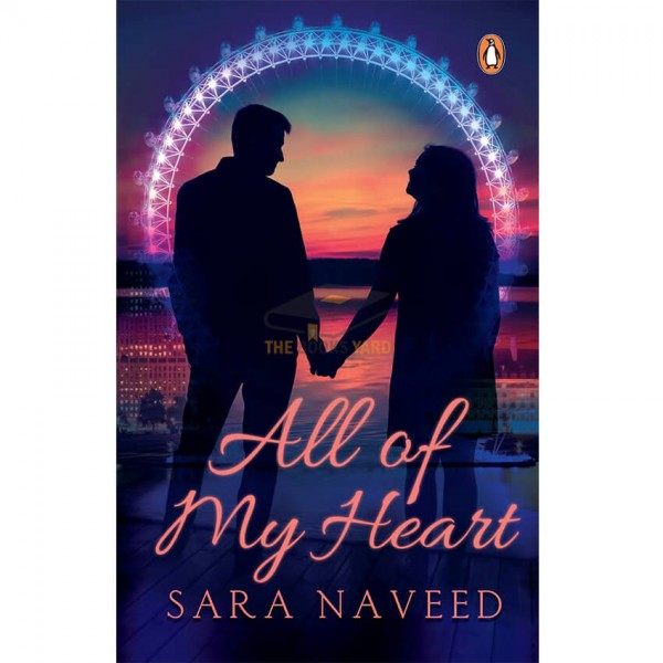 All of My Heart by thebooksyard | online book store in pakistan