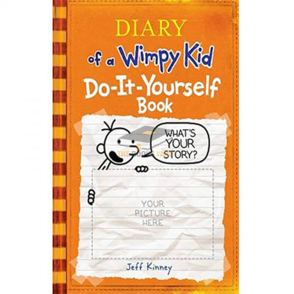 Diary of a Wimpy Kid: Do It Your Self