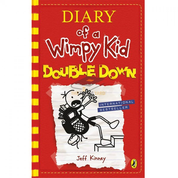 Diary of a Wimpy Kid: Double-Down