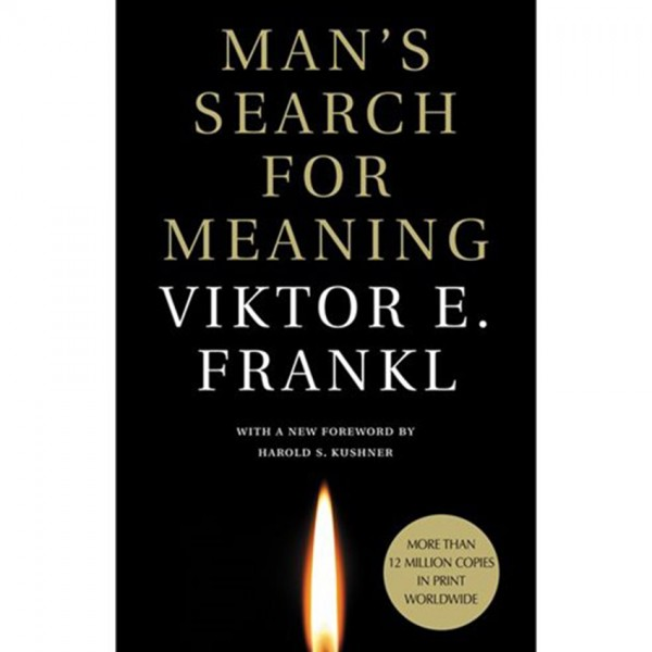 Man Searching for Meaning