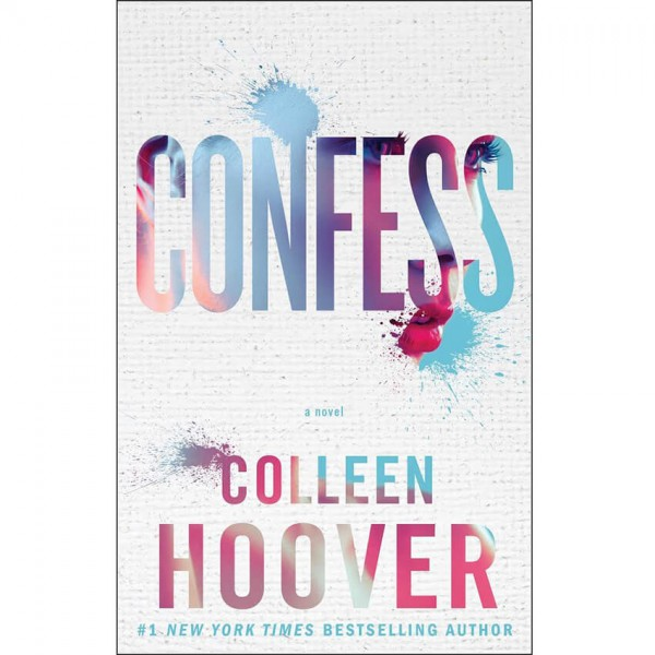 Confess by thebooksyard | online book store in pakistan
