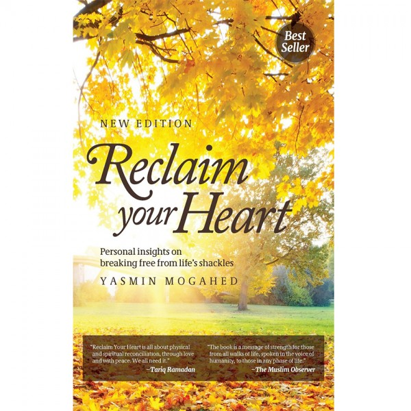 Reclaim Your Heart by thebooksyard | online book store in pakistan