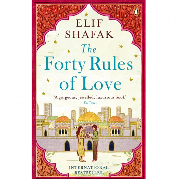 The Forty Rules of Love by thebooksyard | online book store in pakistan