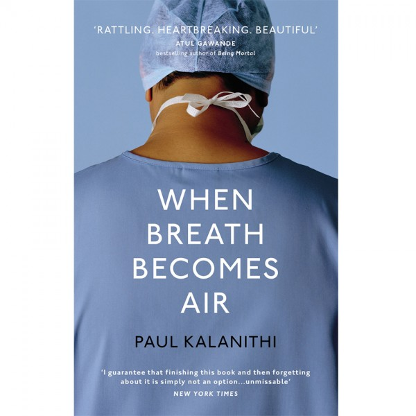When Breath Becomes Air by thebooksyard | online book store in pakistan
